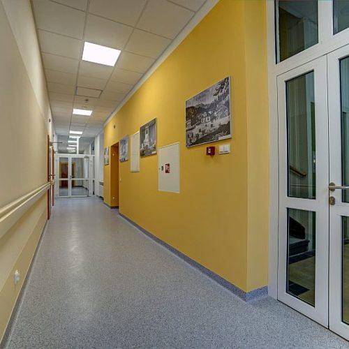 Nowy korytarz