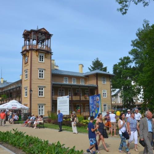 Bazar w Iwoniczu-Zdroju